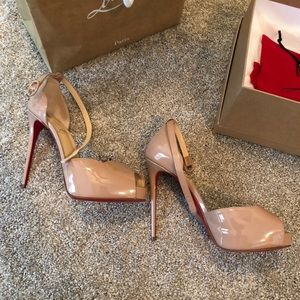 Christian Louboutin Heel Shoes